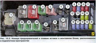 Двигатель печки замолчал!!! Резистор вентилятора-22.jpg