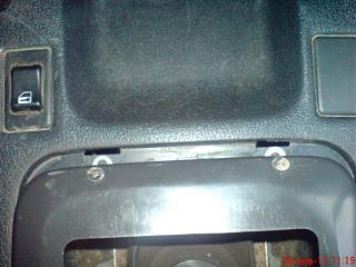 ремонт декоративной накладки ручки КПП Р10-dsc01100.jpg