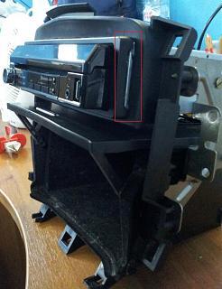 Замена штатного экрана, головного устройства Р12 на Pioneer AVH 6300BT Navi-063.jpg