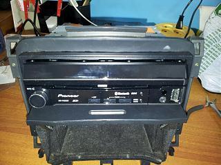 Замена штатного экрана, головного устройства Р12 на Pioneer AVH 6300BT Navi-062.jpg