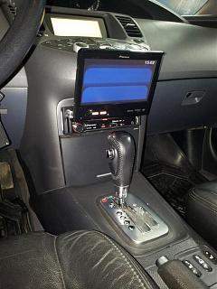 Замена штатного экрана, головного устройства Р12 на Pioneer AVH 6300BT Navi-91.jpg