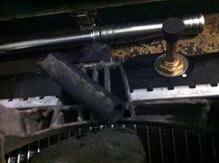 Замена радиатора двигателя на аналог с доработками. Вариатор  Р12-img_0159.jpg