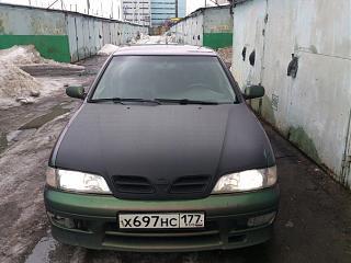 Мой бортовик! Nissan Primera STW-image.jpg
