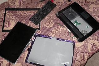 Ноутбук в Nissan Primera P12 2005г.-sdc10498.jpg