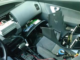 Ноутбук в Nissan Primera P12 2005г.-cam00054.jpg