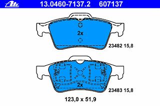 Задние колодки + задние тормозные диски на P12-ate_13.0460-7137.2.png