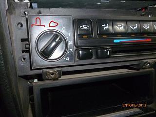 Установка кондиционера на P10 GA16DS (Без штатной электропроводки)-1-.jpg
