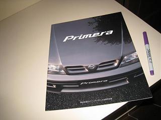 Оригинальные брошюры Primera P11 (диллеровские)-11-camino-1.jpg