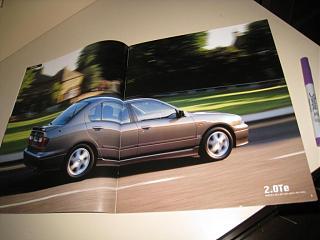 Оригинальные брошюры Primera P11 (диллеровские)-11-camino-2.jpg
