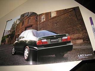Оригинальные брошюры Primera P11 (диллеровские)-11-camino-6.jpg