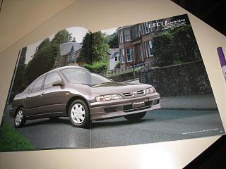 Оригинальные брошюры Primera P11 (диллеровские)-11-camino-13.jpg