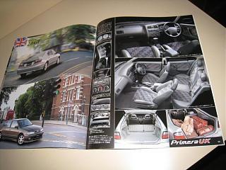 Оригинальные брошюры Primera P11 (диллеровские)-11-camino-18.jpg