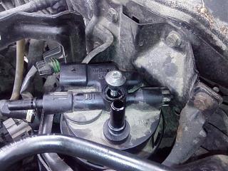 Замена топливного фильтра на Nissan Primera P12 с двигателем F9Q-img00637.jpg