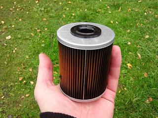 Замена топливного фильтра на Nissan Primera P12 с двигателем F9Q-img00628.jpg