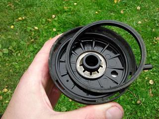 Замена топливного фильтра на Nissan Primera P12 с двигателем F9Q-img00633.jpg