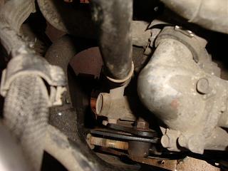 Замена переднего сальника Коленвала (КВ) GA16De-dsc07824.jpg