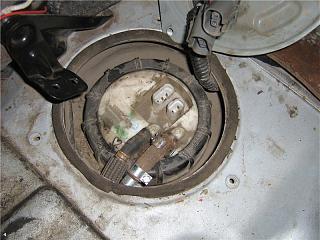 Бензонасос. Снятие, чистка сеточки. Замена топливного фильтра Р10-5.jpg