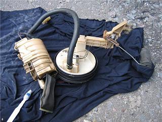 Бензонасос. Снятие, чистка сеточки. Замена топливного фильтра Р10-11.jpg