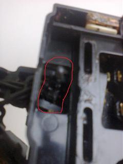 Отчет по ремонту переключателя поворотов (включения/ выключения габаритов и ближнего-foto0378.jpg