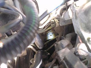 Очистка кондиционера от запахов пенным очистителем.-2.jpg