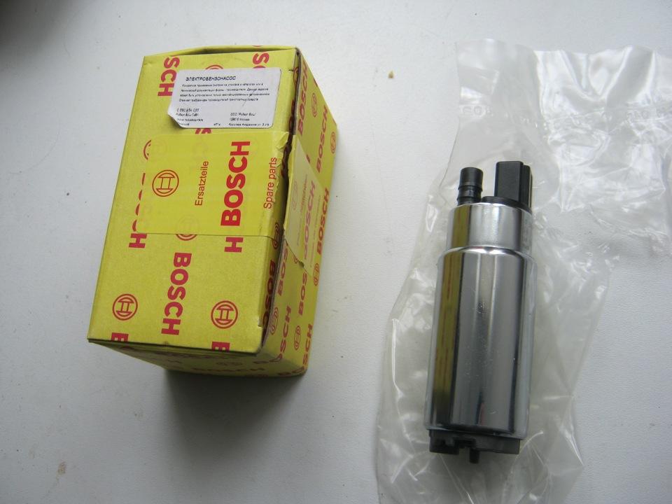 Фото №12 - производительность топливного насоса ВАЗ 2110