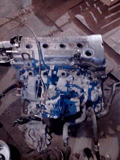 Двигатель Ниссан Примиера на ВАЗ 2109-img_20140519_220244.jpg