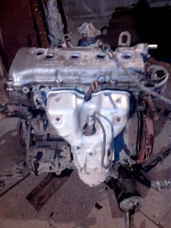 Двигатель Ниссан Примиера на ВАЗ 2109-img_20140519_220305.jpg