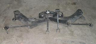 [P10,P11,P12] Запчасти на P10,P11,P12 с Приморья, в наличии и на заказ (правый руль)-podramnik.jpg