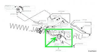 [P10,P11,P12] Запчасти на P10,P11,P12 с Приморья, в наличии и на заказ (правый руль)-shlang-and-zadnyaya-chast-trubki.jpg