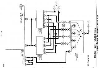 Подключаем электрокорректор в японских фарах.-shema-shestikontaktonogo-korrektora.jpg