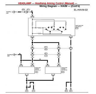 Подключаем электрокорректор в японских фарах.-3-kont-korr1.jpg