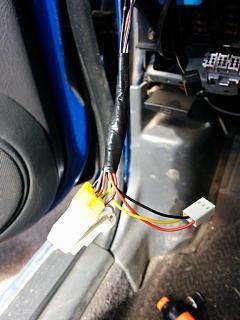 Подключаем электрокорректор в японских фарах.-img_20140622_113858.jpg