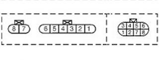 Замена трамблера с двумя разъемами 6+2 на трамблер с одним разъемом на 8. P11 SR20DE-distributor-connectors.jpg