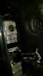 Течет антифриз в салон (Замена краника печки)-10.jpg