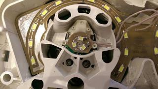 Установка светодиодов в панель приборов Р11-144 и во все кнопки в машине.-4.jpg