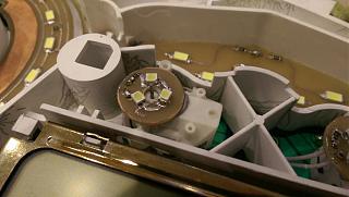 Установка светодиодов в панель приборов Р11-144 и во все кнопки в машине.-3.jpg