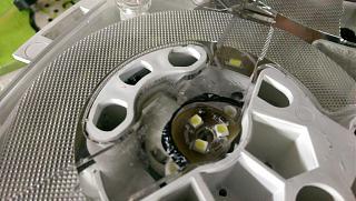 Установка светодиодов в панель приборов Р11-144 и во все кнопки в машине.-12.jpg