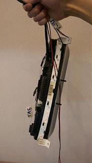 Установка светодиодов в панель приборов Р11-144 и во все кнопки в машине.-15.jpg