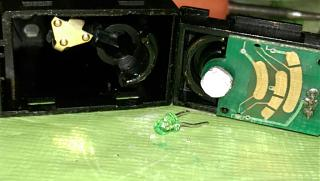 Установка светодиодов в панель приборов Р11-144 и во все кнопки в машине.-26.jpg