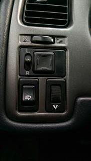 Установка светодиодов в панель приборов Р11-144 и во все кнопки в машине.-28.jpg