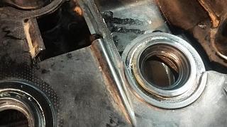 Замена сальников свечных колодцев на оригинал. Двигатель QR20DE.-zapresovka_4.jpg