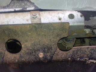 Установка защиты двигателя (защита от ВАЗ 2109)-1.jpg