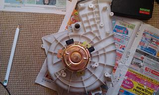 Двигатель печки замолчал!!! Резистор вентилятора-imag1150.jpg