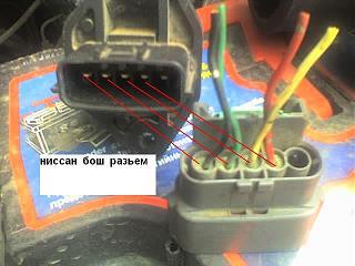 Замена родного MAF (ДМРВ) на датчик от ВАЗ-2.jpg