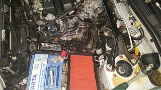 Ремонт стартера P11 SR20De Mitsubishi. Снятие и установка стартера.-12.jpg