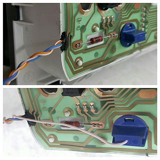 Установка светодиодов в панель приборов Р11 + в печку,  и во все кнопки в машине.-20.jpg