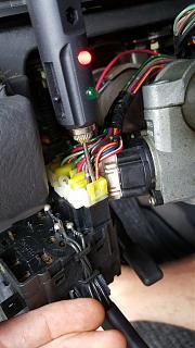 Установка светодиодов в панель приборов Р11 + в печку,  и во все кнопки в машине.-8.jpg
