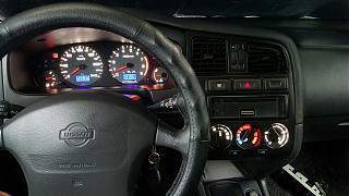 Установка светодиодов в панель приборов Р11 + в печку,  и во все кнопки в машине.-10.jpg