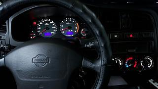 Установка светодиодов в панель приборов Р11 + в печку,  и во все кнопки в машине.-16.jpg